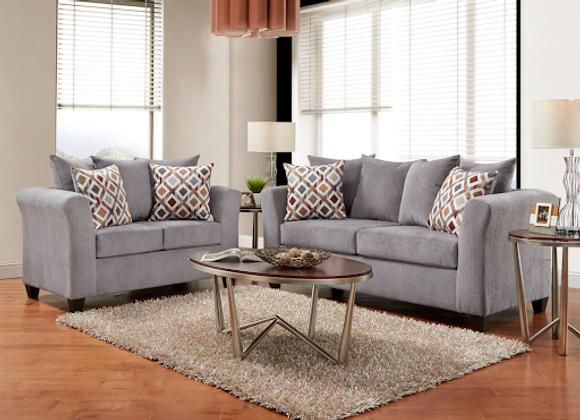 Living Room - 8000 Rue Gray