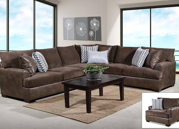 Living Room - 1205 Winston Saddle