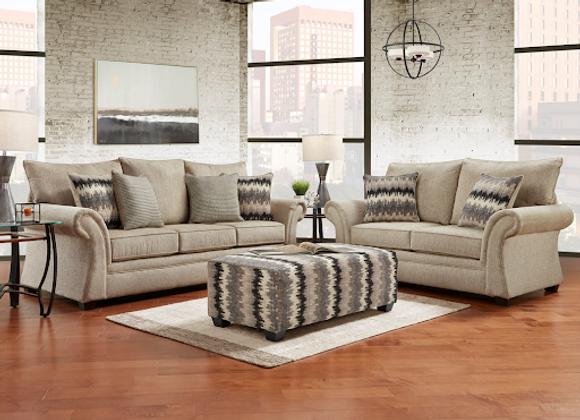 Living Room - 1560 Kyle Cream
