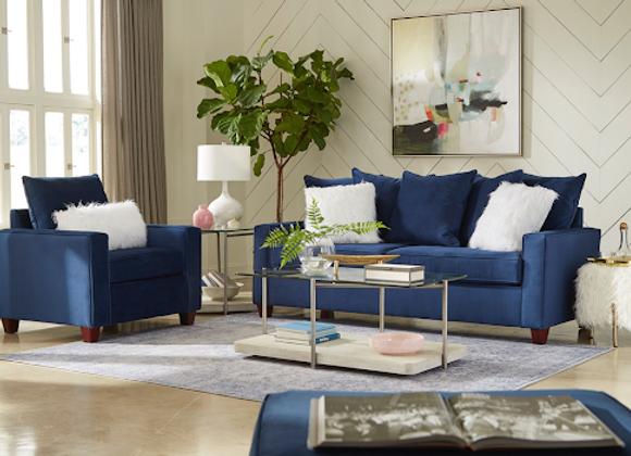 Living Room - 7200 Andrew Indigo