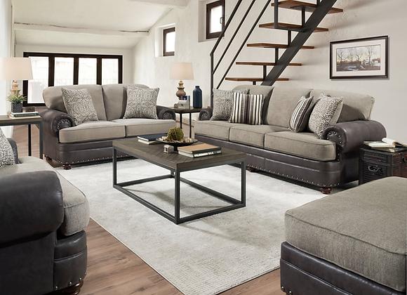 Living Room - 1055 Marco Khaki
