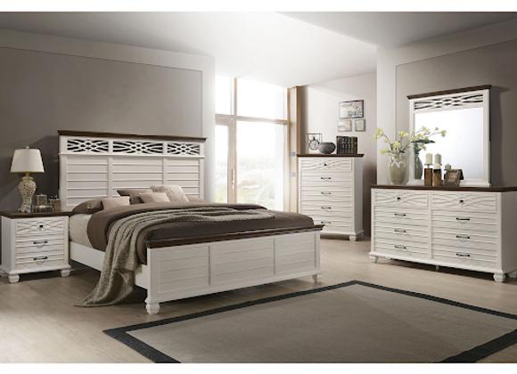 Bed - 1058 Bellebrooke Queen