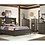 Thumbnail: Bed - 1052 Artisan Queen Storage Bed