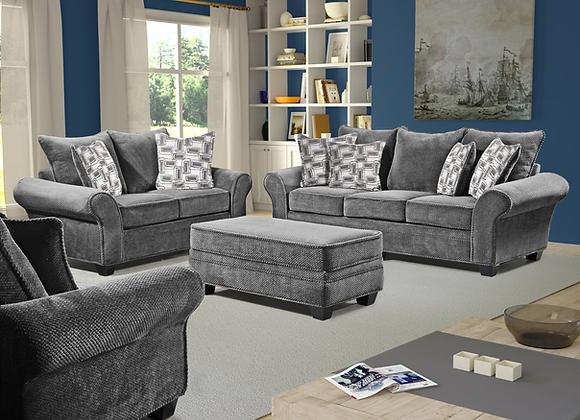 Living Room - 1000 Artesia Granite