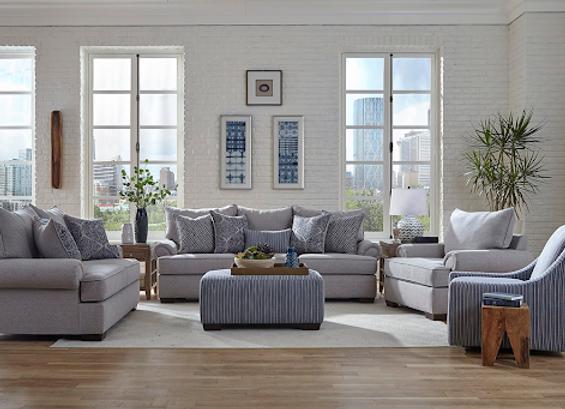 Living Room - 1082 Azure Granite