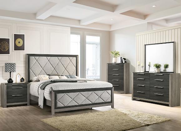 Bed - 1071 Carter Queen