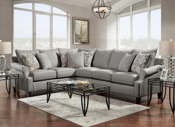 Living Room - 1090 Bayridge Grey
