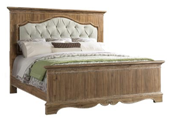 Bed - 1048 Cottage Charm Queen