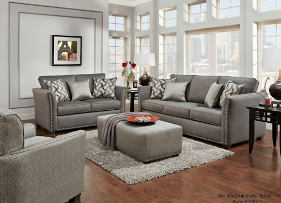 Living Room - 1380 Technique Charcoal