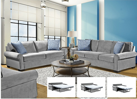 Living Room - 1010 Meridian Ash