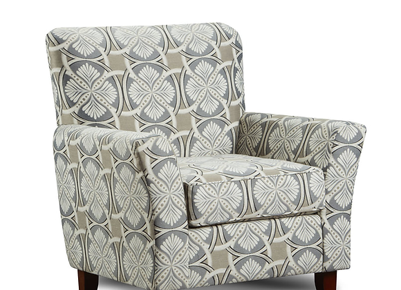 Accent Chair - 2200 Mill Grey