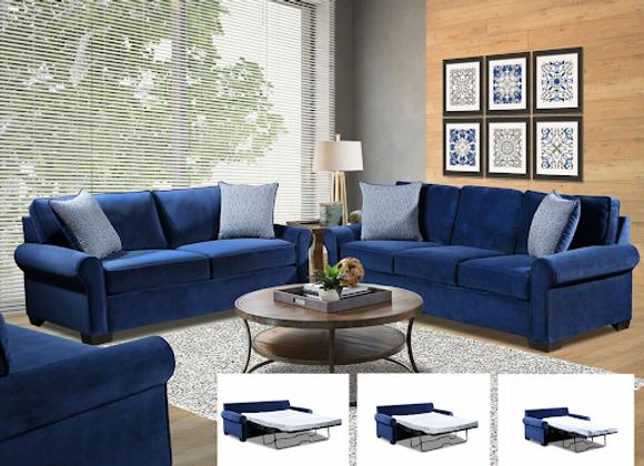 Living Room - 1010 Meridian River