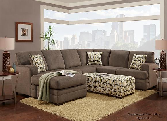 Living Room - 4160 Hillel Pewter