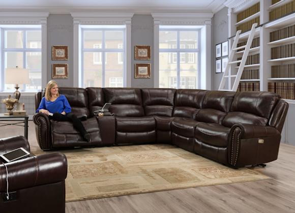 Living Room -  9888 Waverly Mahogany