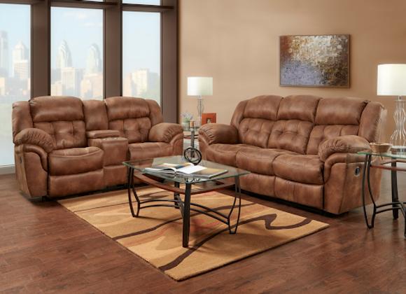 Living Room - 325 Padre Almond
