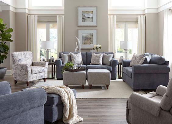 Living Room - 1320 Slate Blue