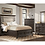 Thumbnail: Bed - 1140 Charleston Queen Upholstered Storage Panel