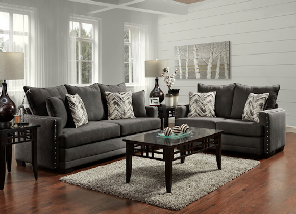 Living Room - 1680 Chevy Charcoal