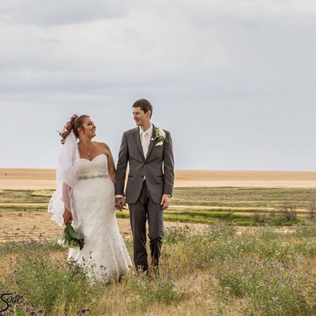 Saskatchewan Wedding with the Mackay's