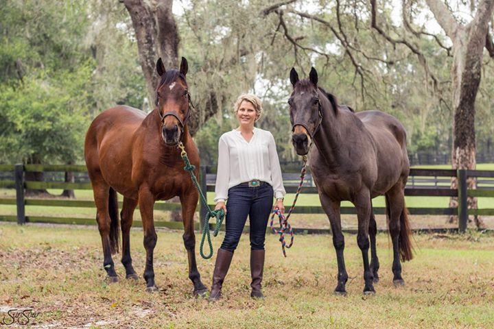 Equestrian photo shoot in orlando