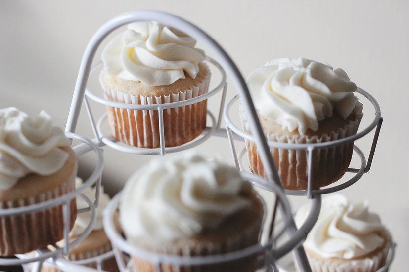 Dozen Jumbo Sized Cupcakes