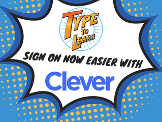 Type to Learn and Clever Team Up to Support Single Sign On