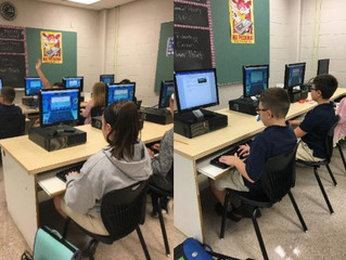 Type to Learn at Bardstown Middle School