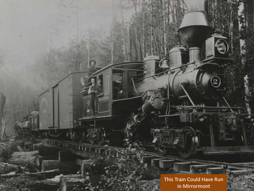 Logging and Rail History