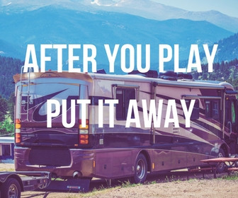 After You Play, Put it Away