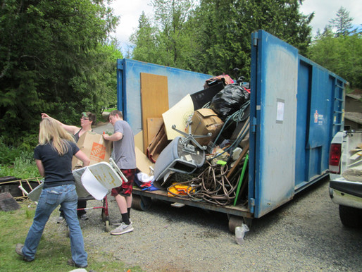 Spring Clean-up is MCA's Biggest Event