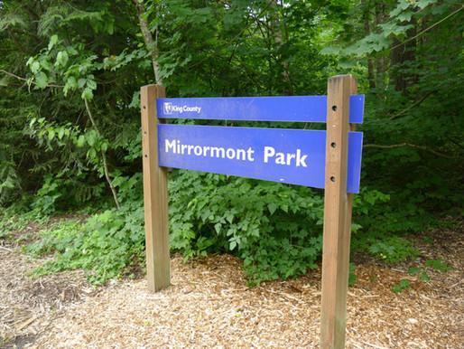Mirrormont Park Ground-breaking