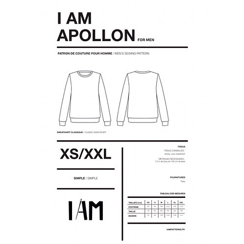 I am Apollon