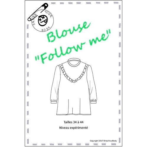 Blouse Follow Me