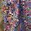 Thumbnail: Popeline de coton multicolor fleuri