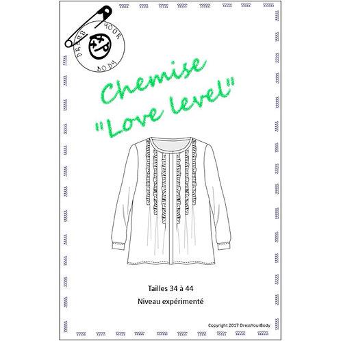 Chemise Love Level