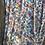 Thumbnail: Jersey fleuri multicolore