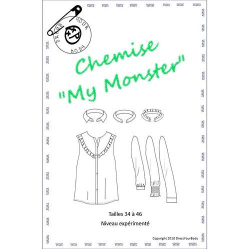 Chemise My Monster