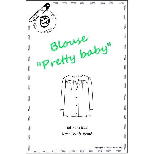 Blouse Pretty Baby