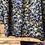 Thumbnail: Jersey maille tricotée à petites fleurs