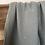 Thumbnail: double gaze brodée vert lichen