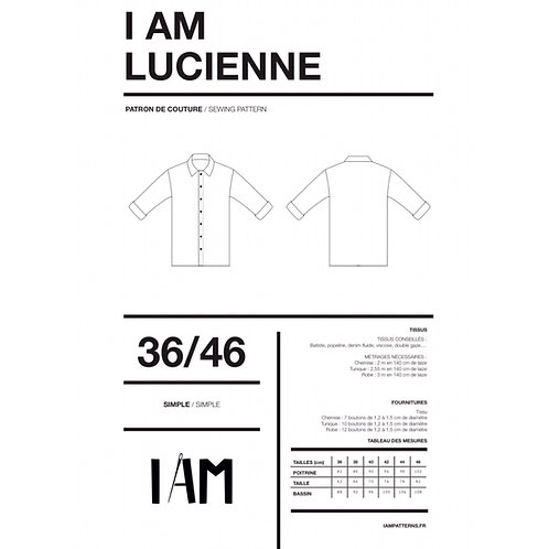 I am Lucienne