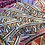 Thumbnail: Jersey Crêpe palmeraie multicolore