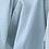 Thumbnail: Jersey rayé vert d'eau et blanc