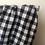 Thumbnail: Vichy medium noir et blanc - carreaux 16 mm