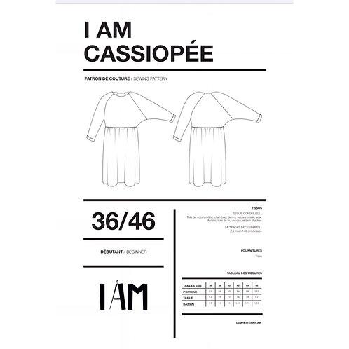 I am Cassiopée