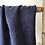 Thumbnail: Viscose structuré lavé bleu marine