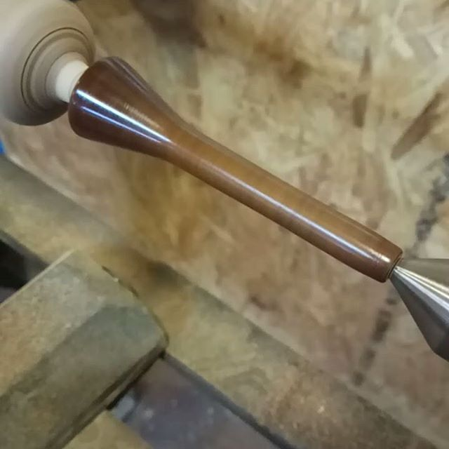 Good morning on the lathe 🔄