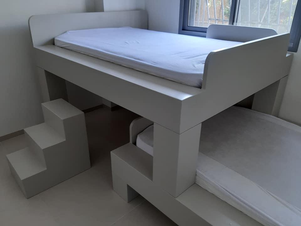 מיטת רכבת - הרצליה