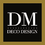 DM Deco Design Logo