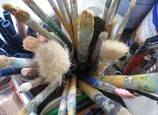 Art therapy myth #2:Art therapy is for artists with mental illness
